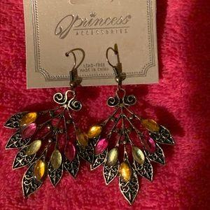 Earrings Princess Assceseries🦚